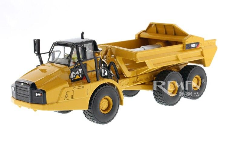 DM 150 Caterpillar Cat 740B EJ transporte articulado/camión volquete maquinaria 85500 colección de modelos de fundición, decoración
