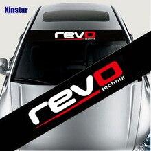 Наклейка на передние окна автомобиля для revo volkswagen golf 7 passat B5 B6 B7 Golf MK4 MK6 MK7 CC R20 R32 R36