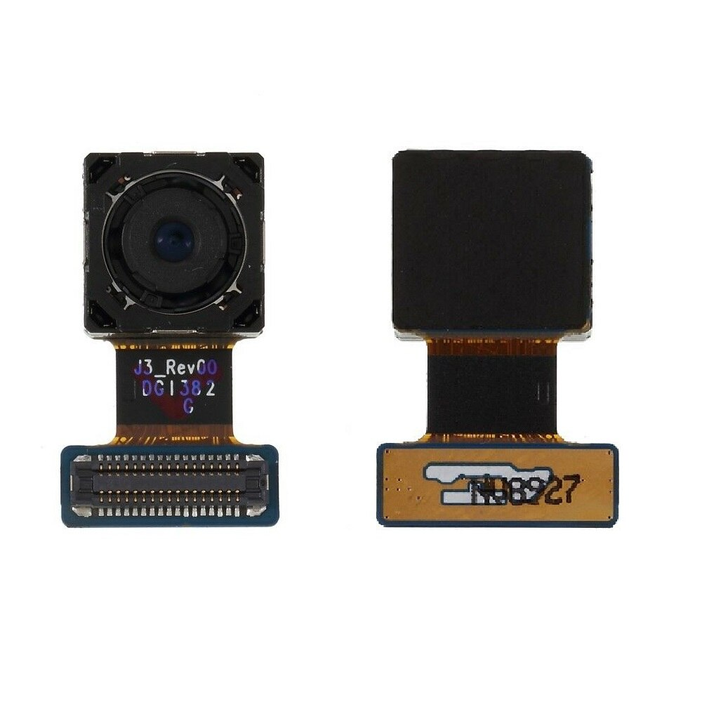 Para Samsung Galaxy J6 2018 SM-J600 Módulo de cámara frontal trasera