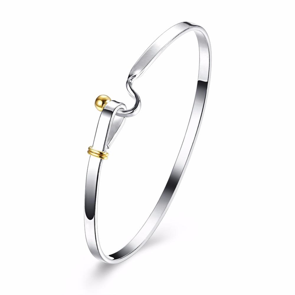 Bola de ouro Encantos pulseiras 925 carimbado banhado a prata pulseiras pulseiras bolsas de caixa de presente de Alta Qualidade frete grátis
