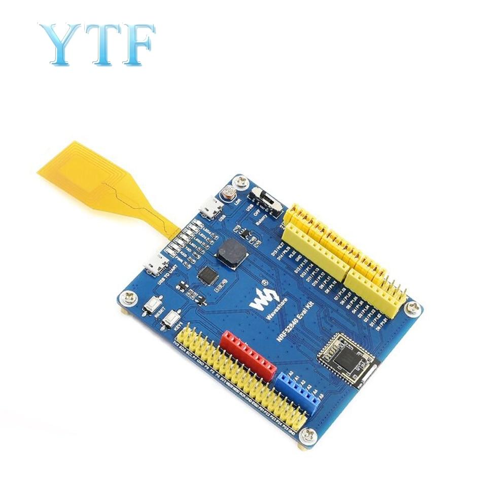 NRF52840 Módulo de kit de desarrollo Bluetooth 5,0 para Arduino/Raspberry Pi