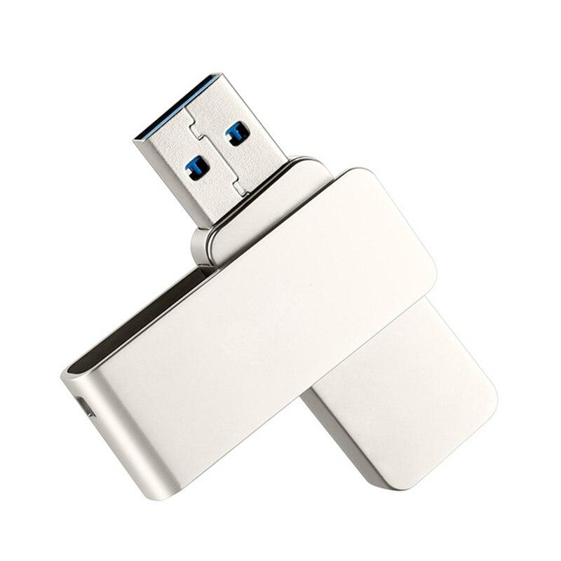 360 Rotation USB 3.0 Flash Drives 64GB Pen Drive 32G USB Memory Stick 16GB 32GB 8GB 4GB 2GB 64GB U Stick For PC