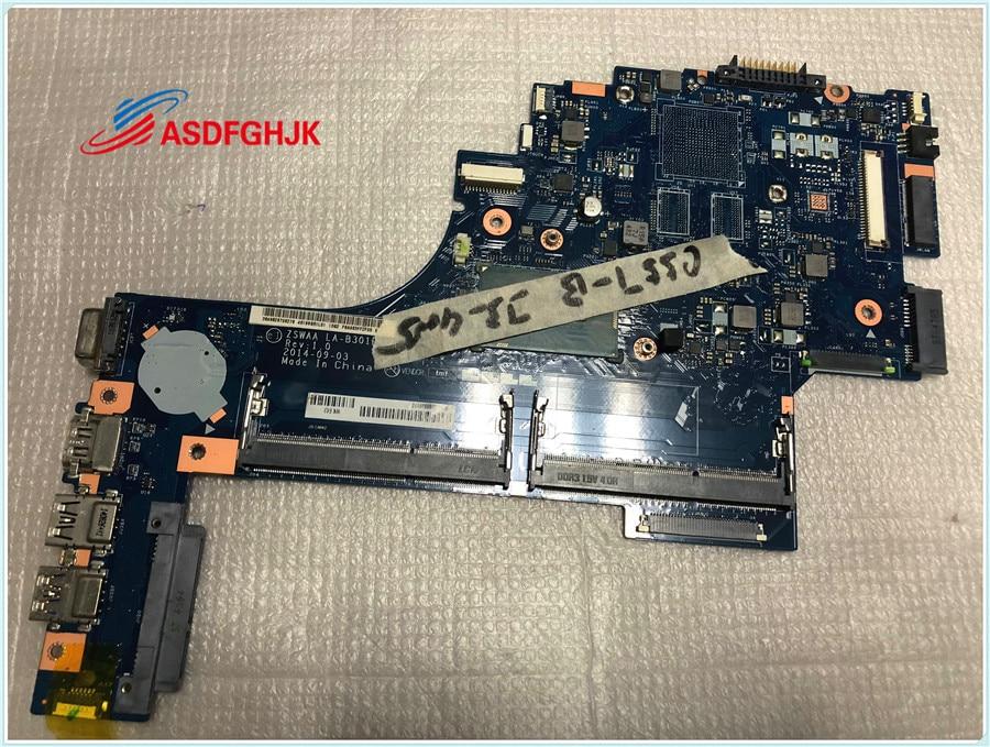 K000889110 LA-B301P para Toshiba Satellite C50 C55 C55T C55-B5200 C55t-B5349 Placa base con i3-4005 100% bien probado
