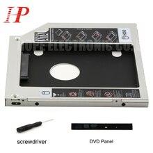 Pour ACER E5-471G E5-472G E1-572G 3.0 2nd HDD Adaptateur SSD Caddy DVD-ROM Optibay 9.5mm Épaisseur