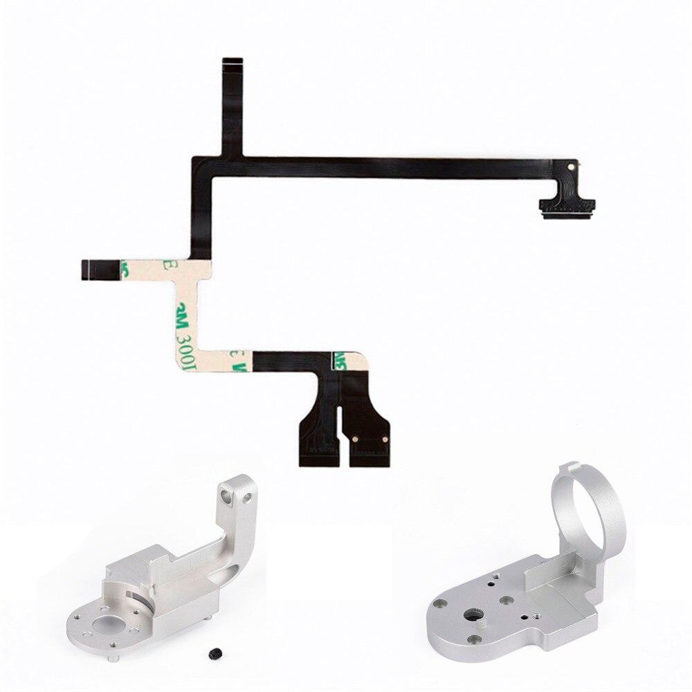 Gimbal Yaw кронштейн рулона ленты плоский гибкий кабель для DJI Phantom 3 Adv Pro 4K Дрон Камера Ремонт Запасные части замена