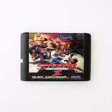 Rues de Rage 2 16 bits SEGA MD carte de jeu pour Sega Mega Drive pour Genesis