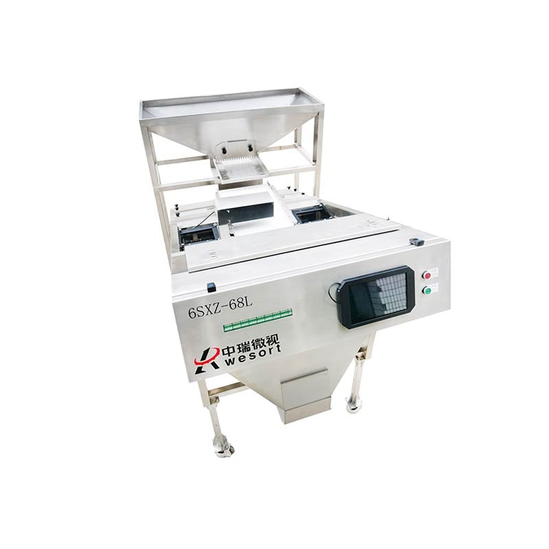 Máquina clasificadora de nueces de anacardo, clasificador de Color de anacardo, separador de máquina de eliminación de cáscara de grano