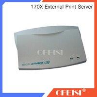 משלוח חינם 100% orginal עבור HP170X חיצוני הדפסת שרת J3258A מדפסת חלק על מכירה