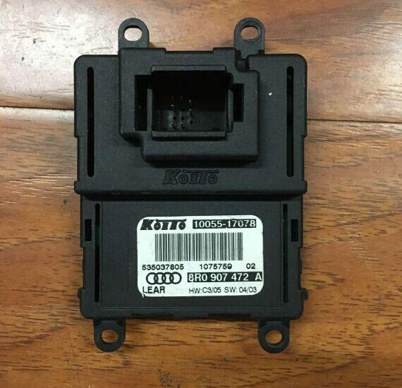 Q5 LED reflektor jednostka sterująca reflektory LED 8R0 907 472 A 8R0907472A 10055-17078 L (używane) darmowawysyłka post