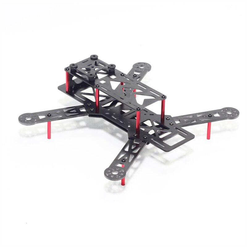 RC QAV280 QAV 280 MM Fibra De Carbono FPV Quadcopter Kit Quadro