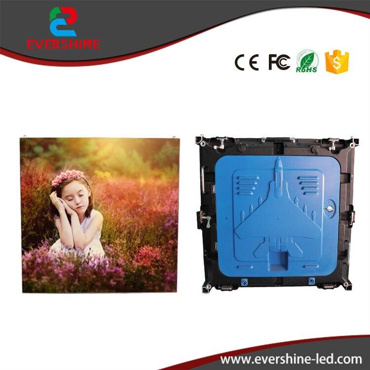 Алюминиевый сценический светодиодный дисплей HD для KTV, дискотеки и концерта, 576 мм * 576 мм, 192*192 пикселей, 7,5 кг