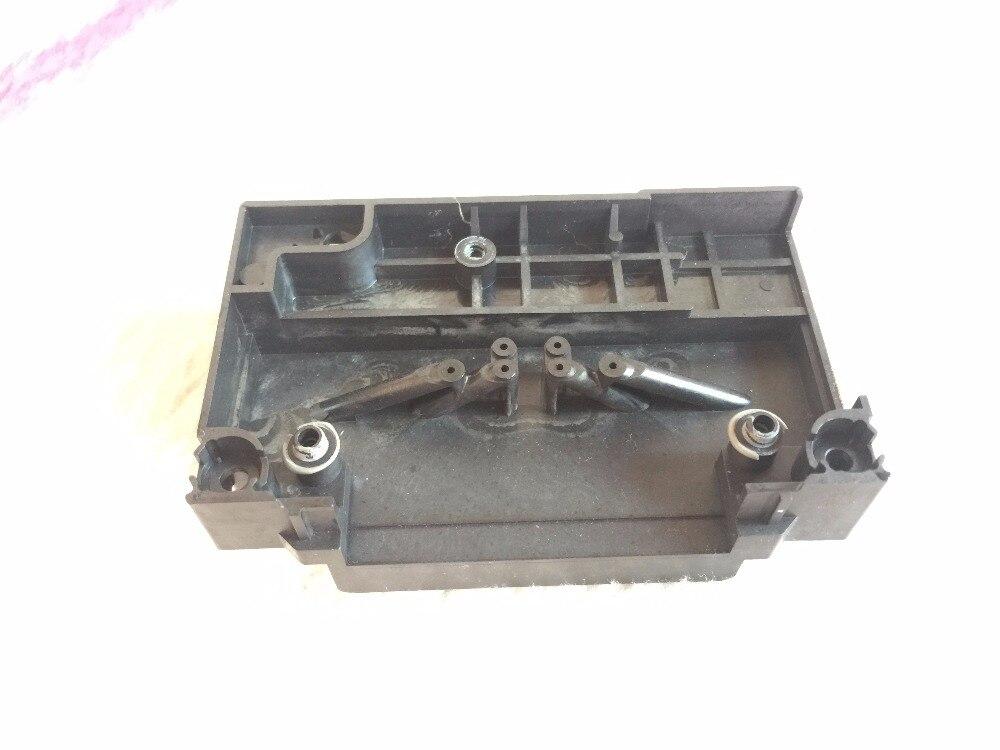 Cabeza de impresión múltiple adaptador para EPSON R260 R265 R275 R330 R360 R380 R390 R1390 L810 r295 t60 t50 tx650 piezas de la impresora