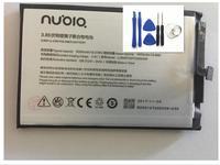 Original 5000mAh Li3849T44P6h956349 Battery For ZTE Nubia N1 NX541J Cell Phone Battery+Tools Kits