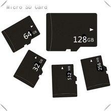 ¡Alta velocidad! 128GB Micro SD tarjeta C10 64GB 32GB 16GB 8GB 32MB 4GB tarjeta micro TF tarjeta de memoria TransFlash tarjeta