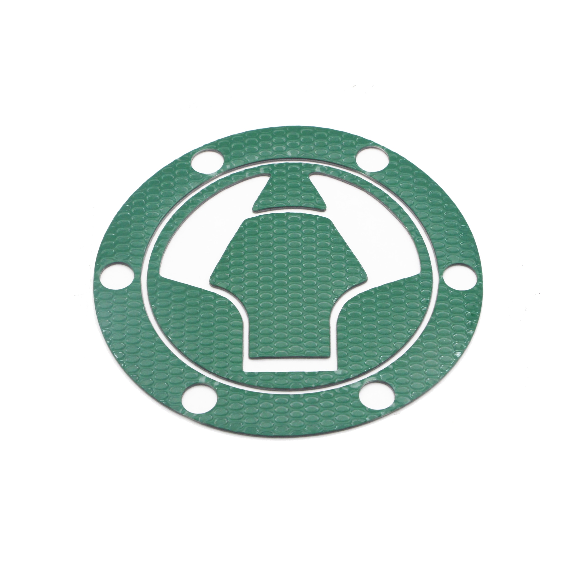 Tapa de tanque de combustible para motocicleta, pegatinas de almohadilla, Protector Universal para Kawasaki Ninja ZX250R ZX300R EX250 VN1500
