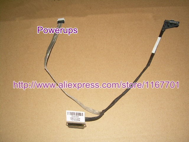 100% Original Laptop/notebook LCD/LED/LVDS Screen Flex CABLE for HP ProBook 5330 5330M F11 DD0F11LC000 DD0F11LC010 DD0F11LC020
