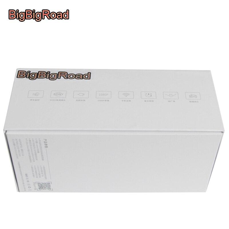 BigBigRoad For Ford Galaxy / F-350 2014 / F-150 2014 / Edge / Car Wifi Video Recorder Auto Parking Camera Dash Cam