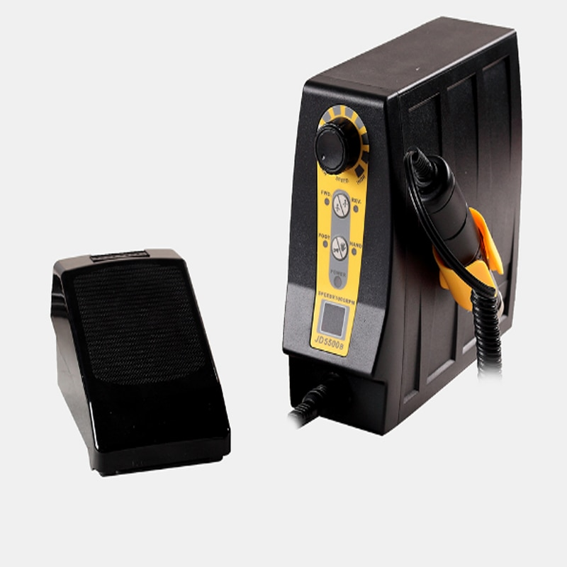 2019 tools Nails Art Equipment LCD Display 85w 35000rpm JSDA JD5500B professional Drill Machine Electric Manicure Pedicure