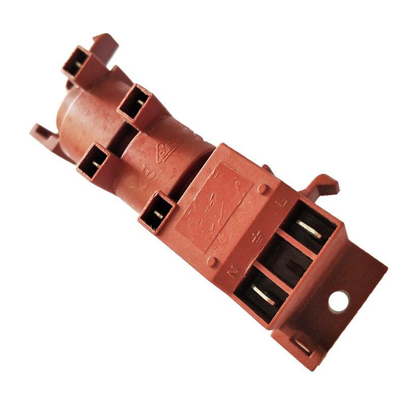Газовая плита 220 В импульсный воспламенитель переменного тока с 4 клеммами детали