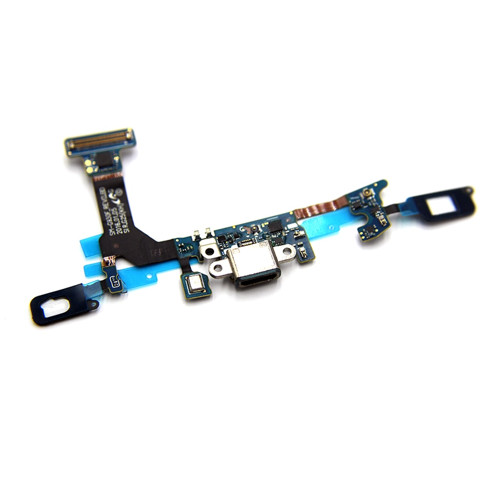 Replacement Charging Flex Cable for Samsung Galaxy S7 G930F Microphone USB Charging Port Connector D