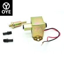 Bomba eléctrica de elevación de combustible diésel de gasolina de estado sólido de estilo Facet de 12v, 40104, 40105, 40107, 2,0-4,0 PSI, externa de baja presión
