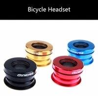 6061 cnc machining aluminum folding bike headset spacer 44mm sp8sp18 412 bearing headset bike bicycle headset