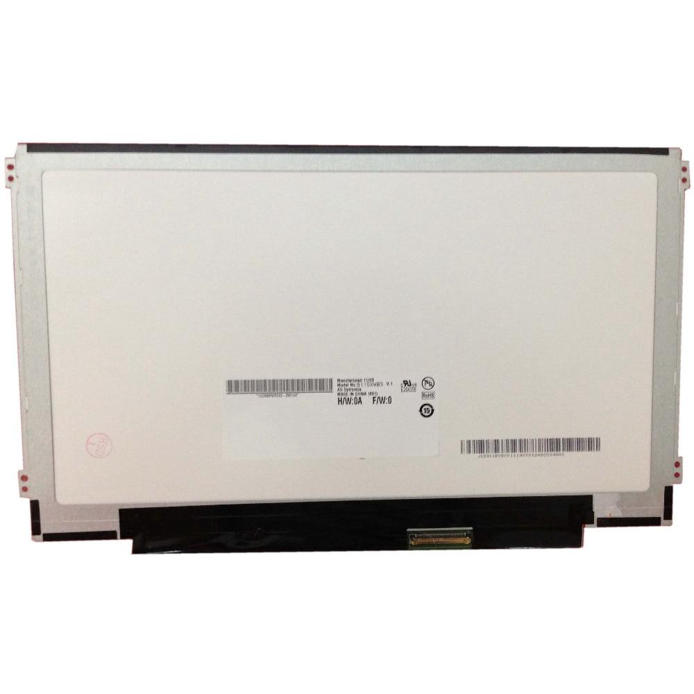 LALAWIN B116XW03 V.1 fit LTN116AT06 B116XW03 V.0 N116BGE-L41 LP116WH2 TLC1 N116BGE-L32-L42 LTN116AT07 11.6 SLIM 40pin
