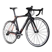 2020 ICAN léger carbone route UD Surface noir Orange taille 50cm 52cm 54cm 56cm 58cm vélo de course