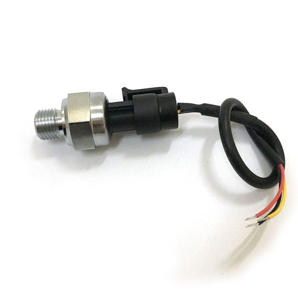 Czujnik ciśnienia paliwa oleju gazowego przetwornik ciśnienia sprężarki powietrza G1/4 DC 5V 0-0.5mpa/0-72.5 PSI 1.0%