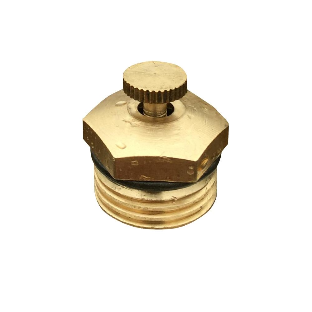 "1/2"" Brass Jet Adjustable Cool Fogging Micro Nozzle Garden Sprinkler Sprayer Centrifugal Atomizing Watering Irrigation Lawn Home"