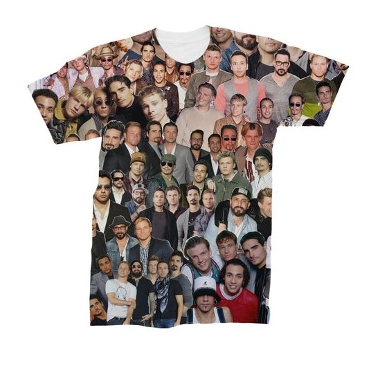 BenXsea New Fashion Men/Women 3d T-shirts Printed Backstreet Boys Summer Cool Street Hip Hop Tees Shirts T Shirt