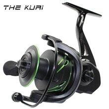 THEKUAI Spinning Fishing Reels 13+1 BB Corrosion Resistant Bearings Smooth Powerful 5.0:1/4.7:1 Gear Ratio Reels