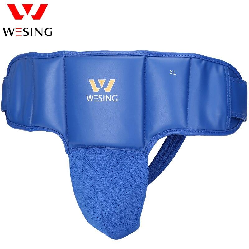 Wesing, Protector Extra grande para hombres, Protector de entrepierna para boxeo, artes marciales, Muay Thai, equipo de protección para entrenamiento para hombres