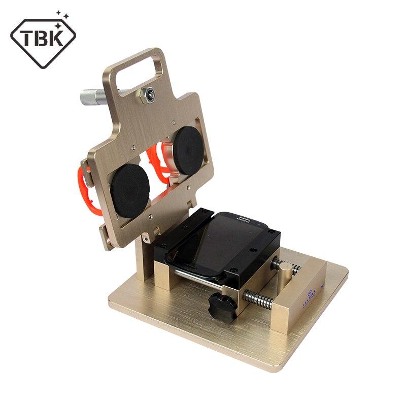 Novo TBK-928 lcd desmontar máquina a-frame separador para samsung ajustar precisamente por micrômetro