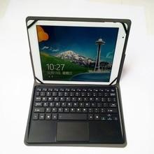 Caso Teclado TouchPad Bluetooth Para 10.1 polegada Tablet PC para BQ Aquaris BQ Aquaris M10 M10 caso de teclado
