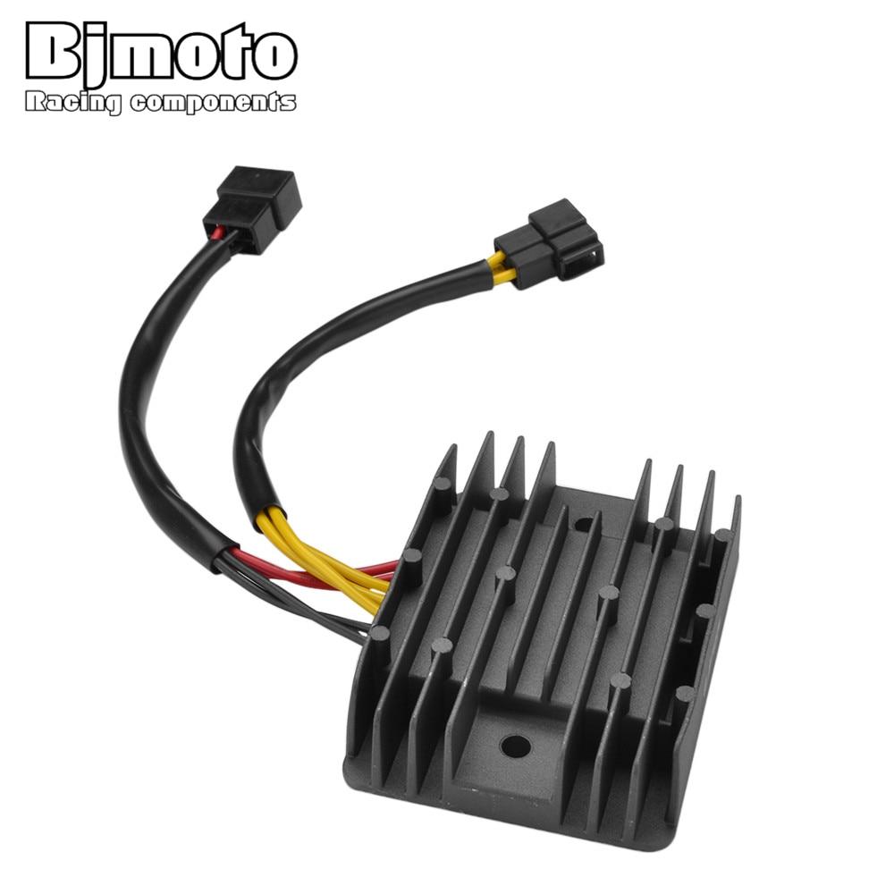 BJMOTO Motorcycle Voltage Regulator Rectifier For TRIUMPH STREET TRIPLE 675 R675 DAYTONA 955 T595 955i 600 650 TIGER 955 1050