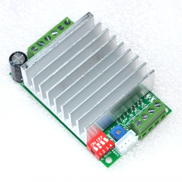 TB6600 4.5A Stepper Motor Drive Stepper Motor Drive Board Single Axis Controller For Arduino