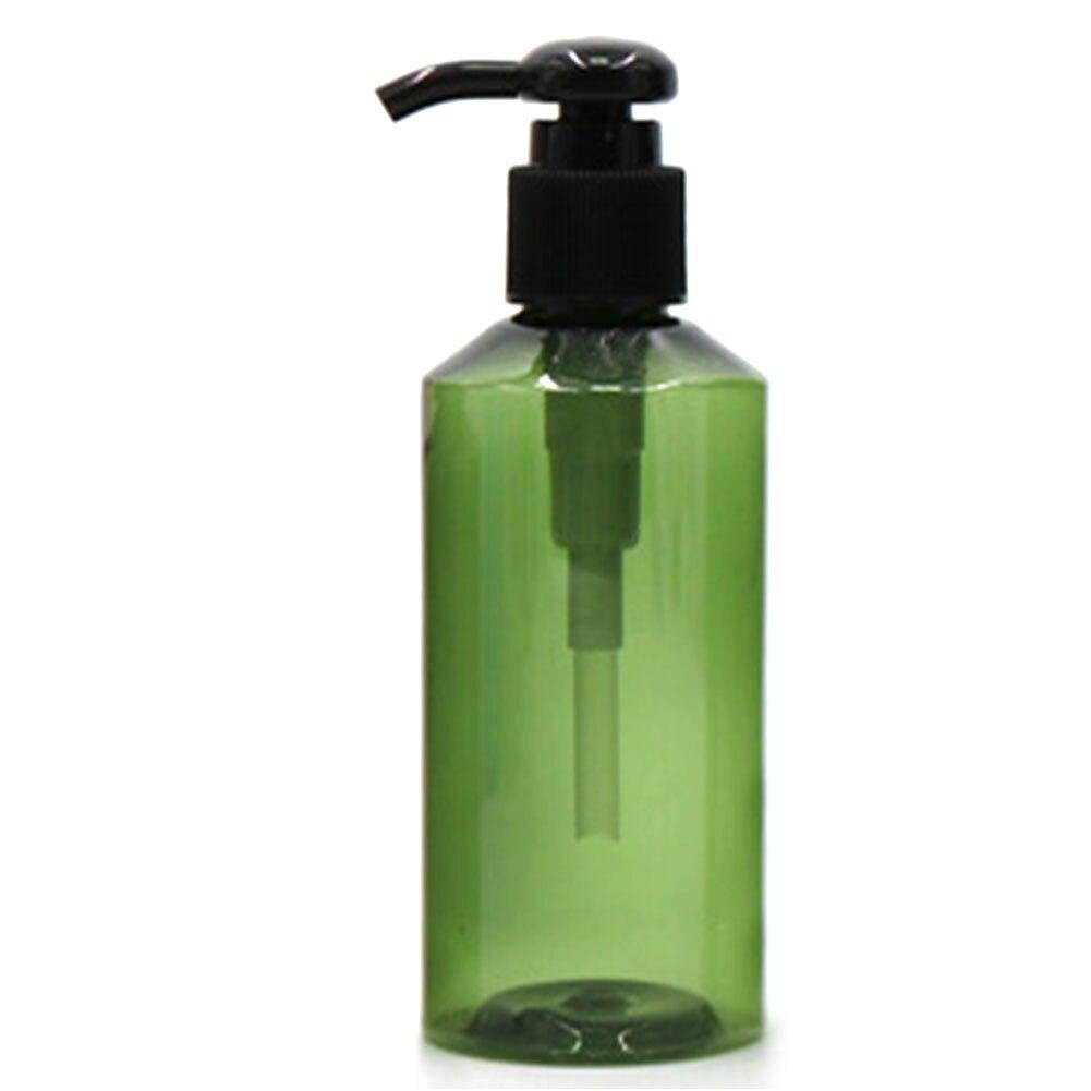 200ml 500ml batida baño portátil vacío champú rellenable botella loción fácil de limpiar dispensador de jabón contenedor bomba Cocina