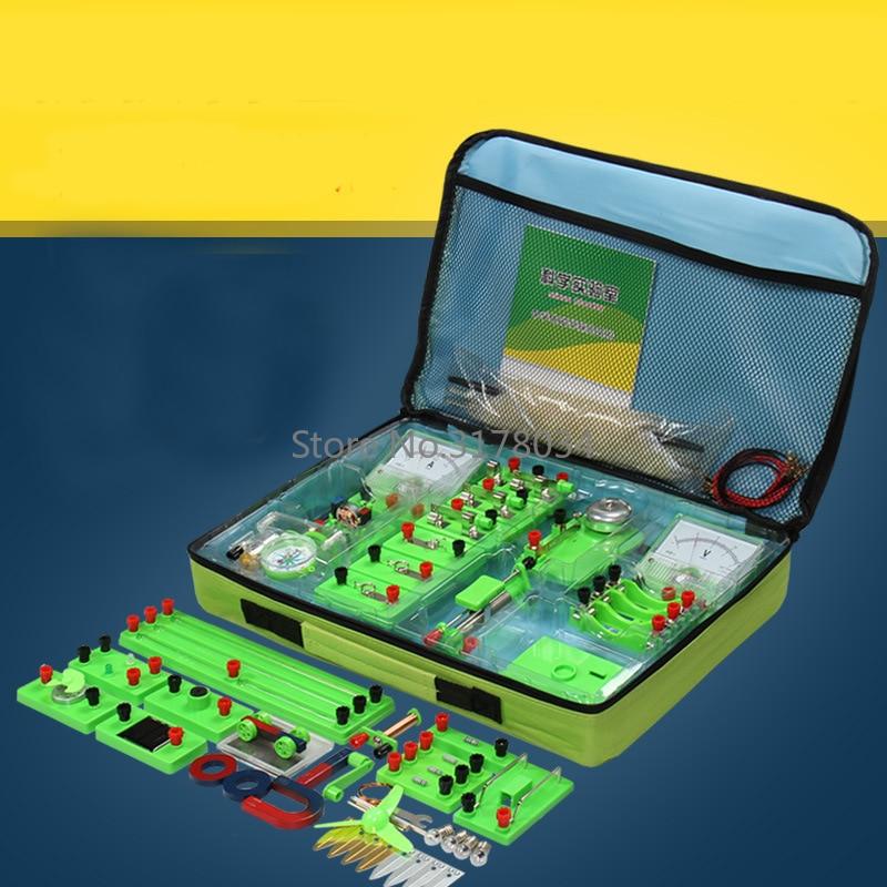 Laboratory Physical Electrical Circuit Experimental Equipment Student Physics Experiment Box Experimental Box Full Set
