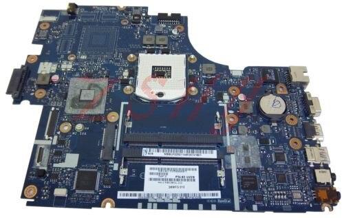 لشركة أيسر أسباير 5830 اللوحة الأم للكمبيوتر المحمول MBRHM02001 P5JL0 LA-7221P HD الرسومات DDR3 S989 HM65 شحن مجاني 100% اختبار ok