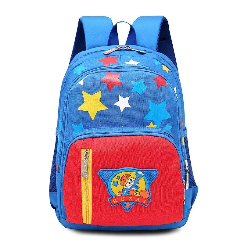 Ортопедический школьный рюкзак для мальчиков и девочек, Детский водонепроницаемый Школьный рюкзак, 2019