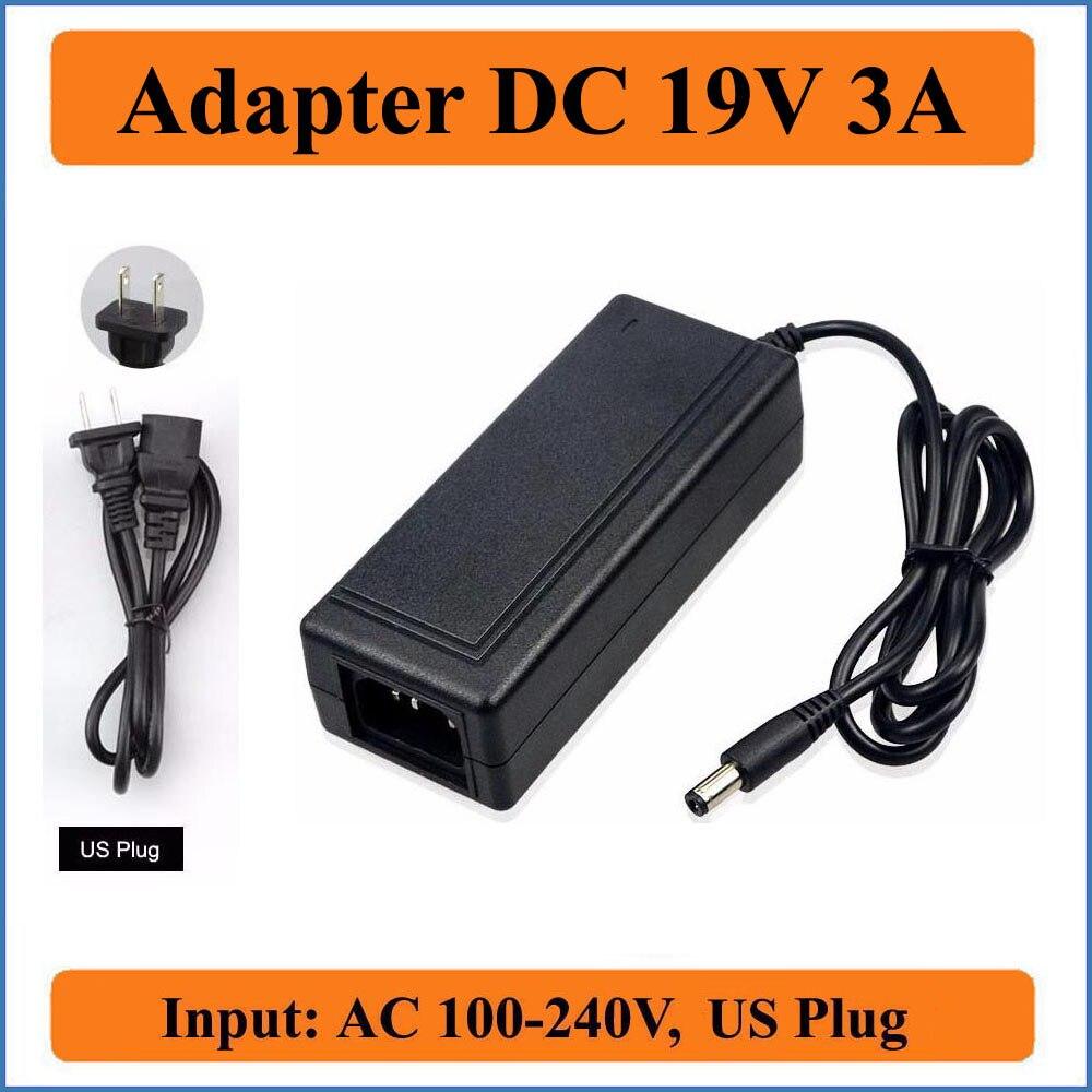 19 V 3.42A EUA Plug AC DC Adaptadores AC 100 V-240 V Adaptador de Carregador Portátil Para Acer Aspire cabo do Carregador de Alimentação para ACER Laptop