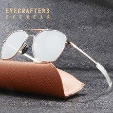 Driving Mirrored Glasses Eyewear Mens Pilot Military Sunglasses 2020 Black Brand Designer Polarized