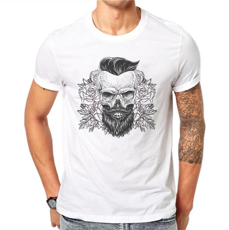 Мужская футболка с коротким рукавом, 100% хлопок, модный дизайн Харадзюку