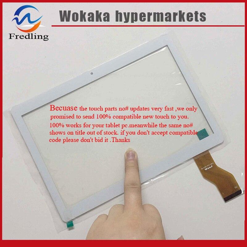 "Nueva pantalla táctil capacitiva Panel digitalizador para 10,1 ""Onda V10 3G 4G Tablet de vidrio Sensor Replacement envío gratis"
