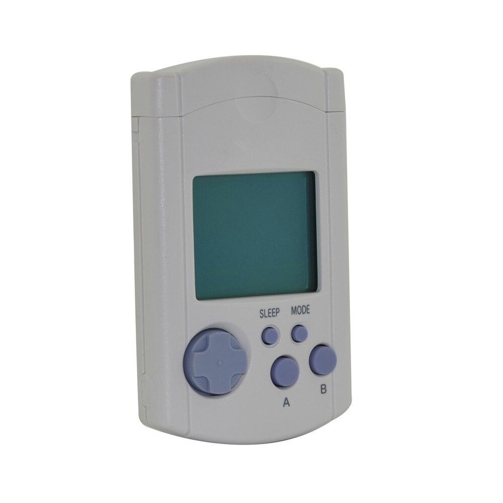 Для Sega Dreamcast VMS визуальная карта памяти для консоли постоянного тока