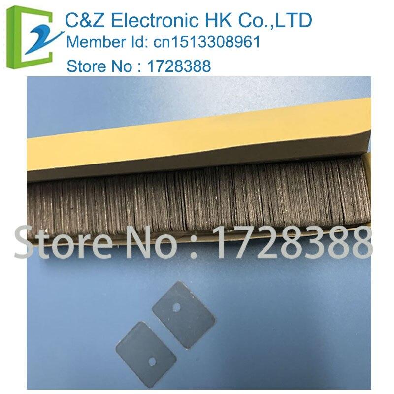 20*25mm MICA     TO-247  TO-3P11 TO-3PII    Transistor Mica sheet Insulation Pad Sheet Mica Insulator