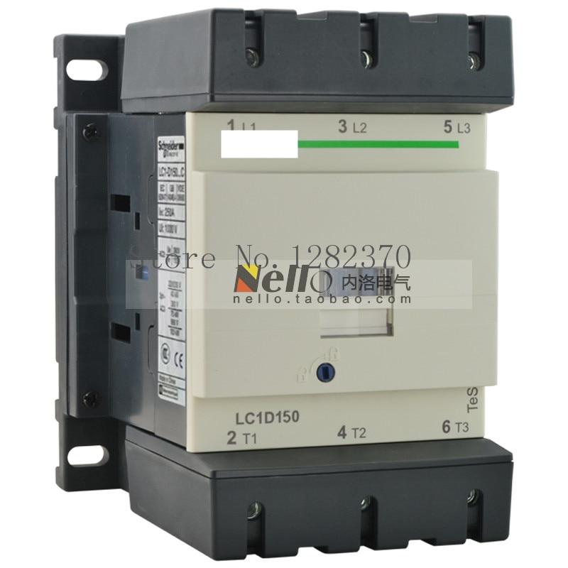 [ZOB] contactor AC original auténtico serie LC1D LC1D15000F7C carga 75KW
