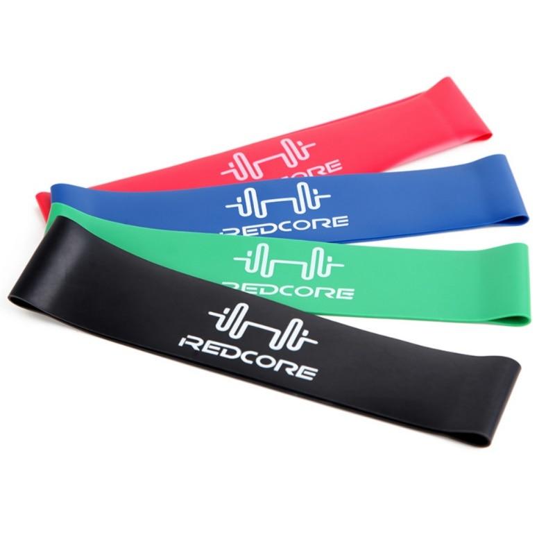 4 pcs/Lot entraînement Fitness Latex tubes extenseurs Yoga résistance Fitness bande exercice à domicile élastique entraînement corde