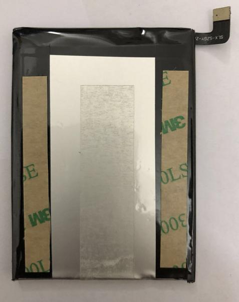 100% New Original HOMTOM zoji Z7 Battery 3000 mAh for HOMTOM zoji Z7 Smart Phone enlarge